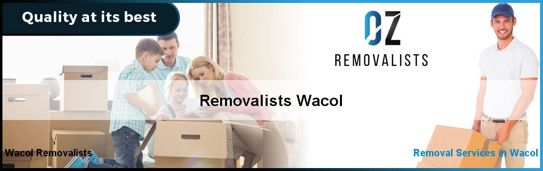 Removalists Wacol