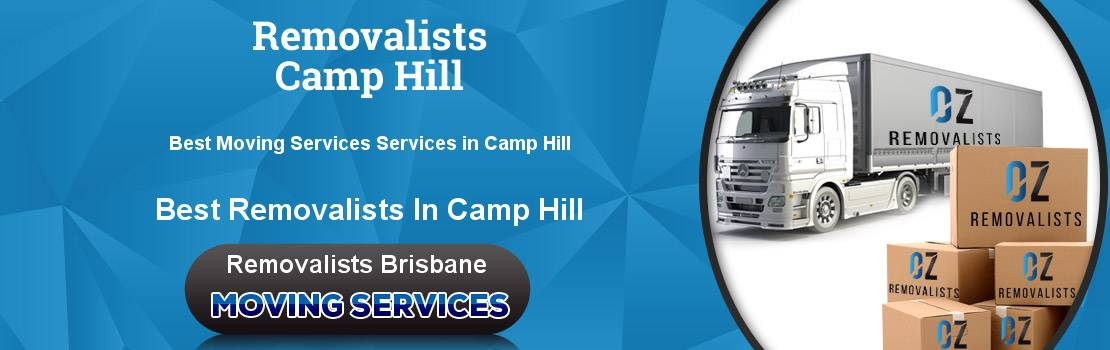 Removalists Camp Hill