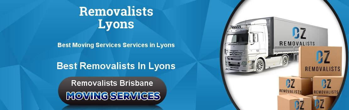 Removalists Lyons