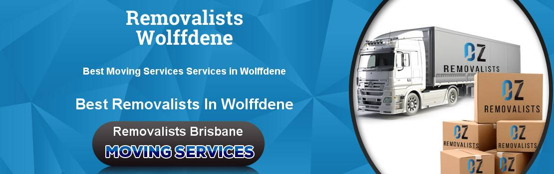 Removalists Wolffdene