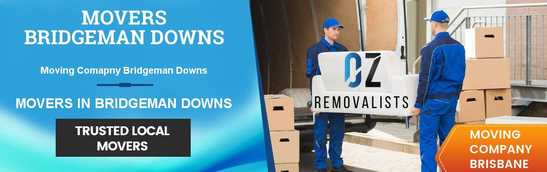 Movers Bridgeman Downs