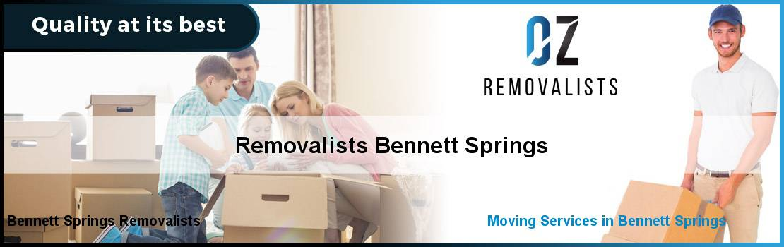 Removalists Bennett Springs