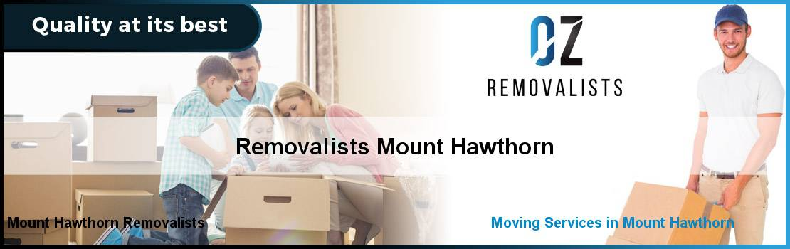 Removalists Mount Hawthorn
