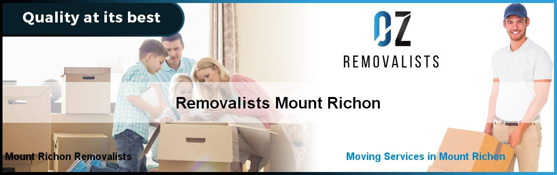 Removalists Mount Richon