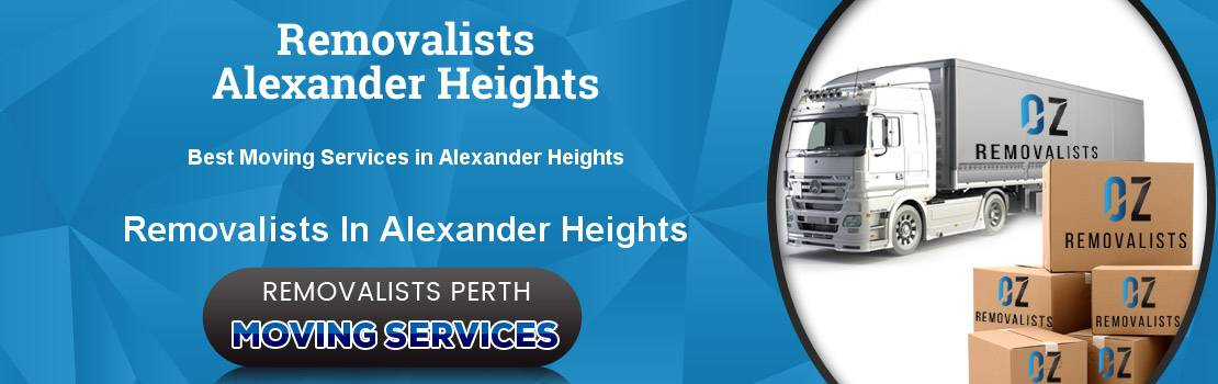 Removalists Alexander Heights