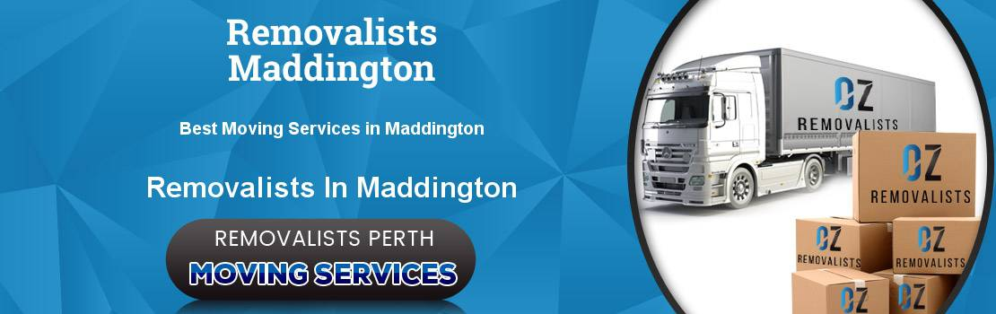 Removalists Maddington