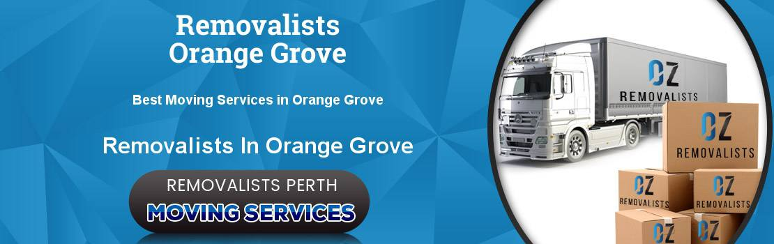 Removalists Orange Grove
