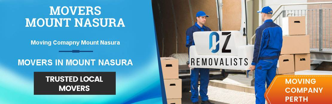 Movers Mount Nasura