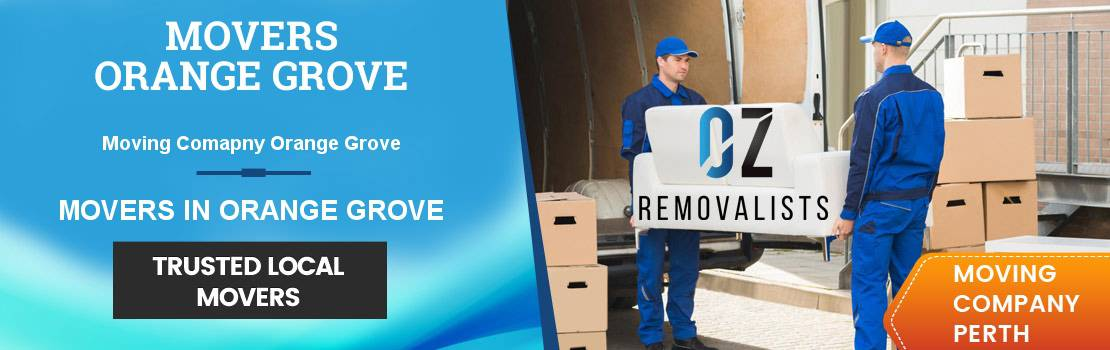 Movers Orange Grove
