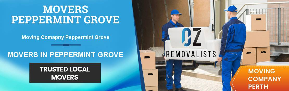 Movers Peppermint Grove