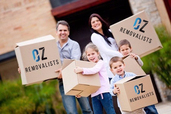 OZ Removalists Melbourne