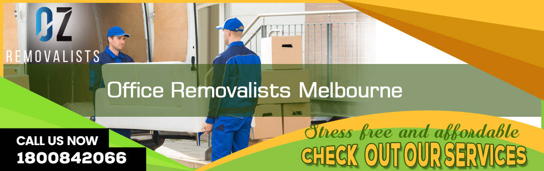 Office Removalists Melbourne