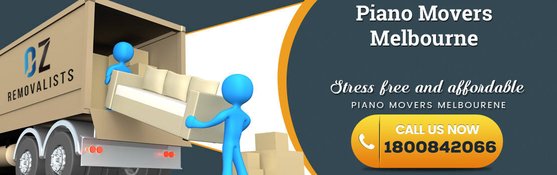 Piano Movers Melbourne