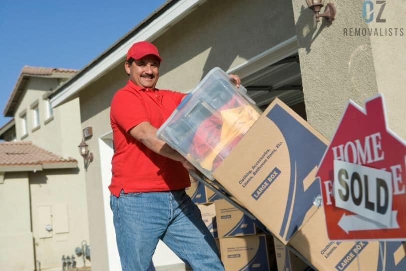 Contacting And Hiring Removalists At The End