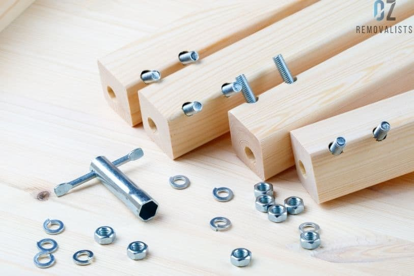 Dismantle Furniture Yourself