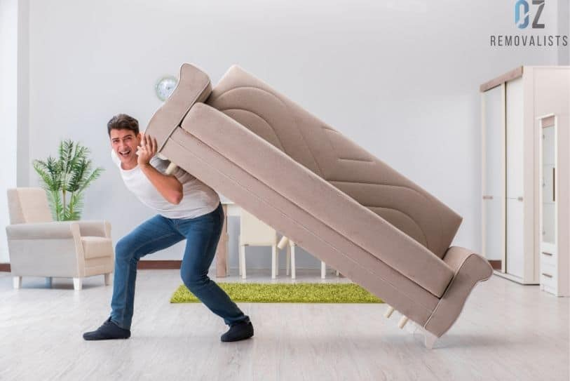 Transporting Heavy Furniture When Moving House