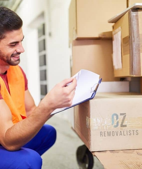 Professionals of Oz Removalists