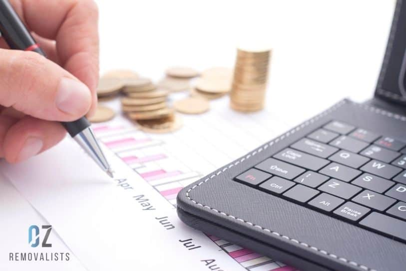 financial situation improves or worsens