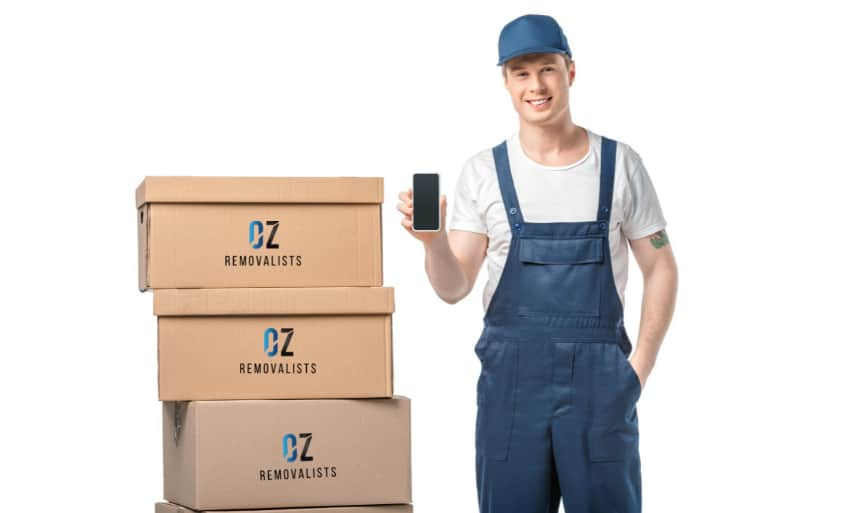 Know When to Book the Movers Before You Move