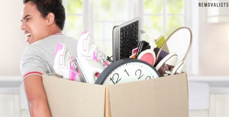 Some Frequently Damaged Items During A Move