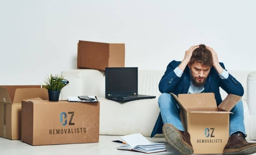 Packing Burden Laid-Off